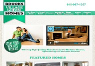Brooks Village Green Manufacture & Modular Homes Marion, IL