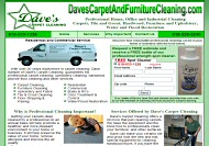 Daves Carpet and Furniture Cleaning